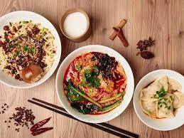 Les plats les reconnues de la cuisine chinoise en Ile de France