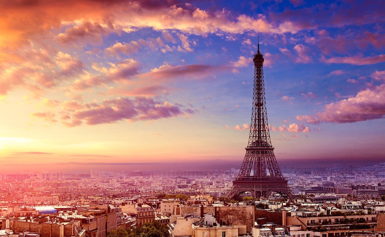 la recherche de recettes à Paris