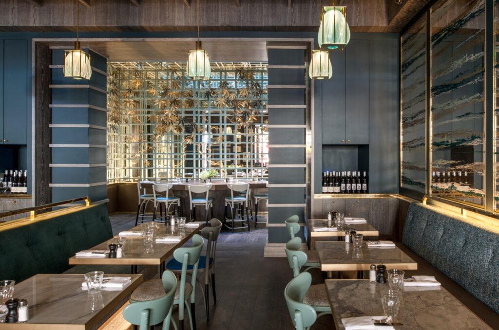 Des belles brasseries contemporaines à Paris