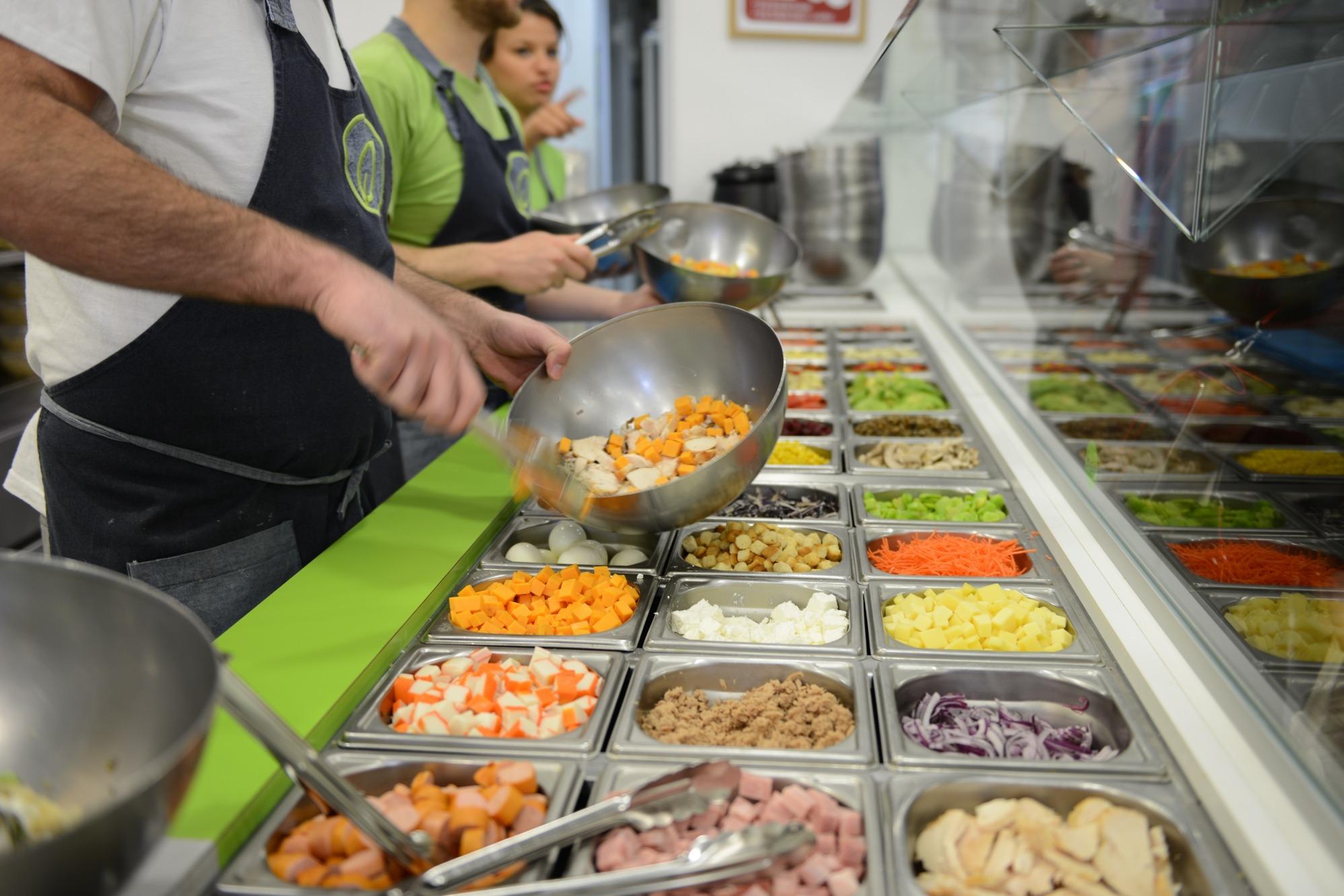 Eat Salad, le meilleur bar de salades à Paris