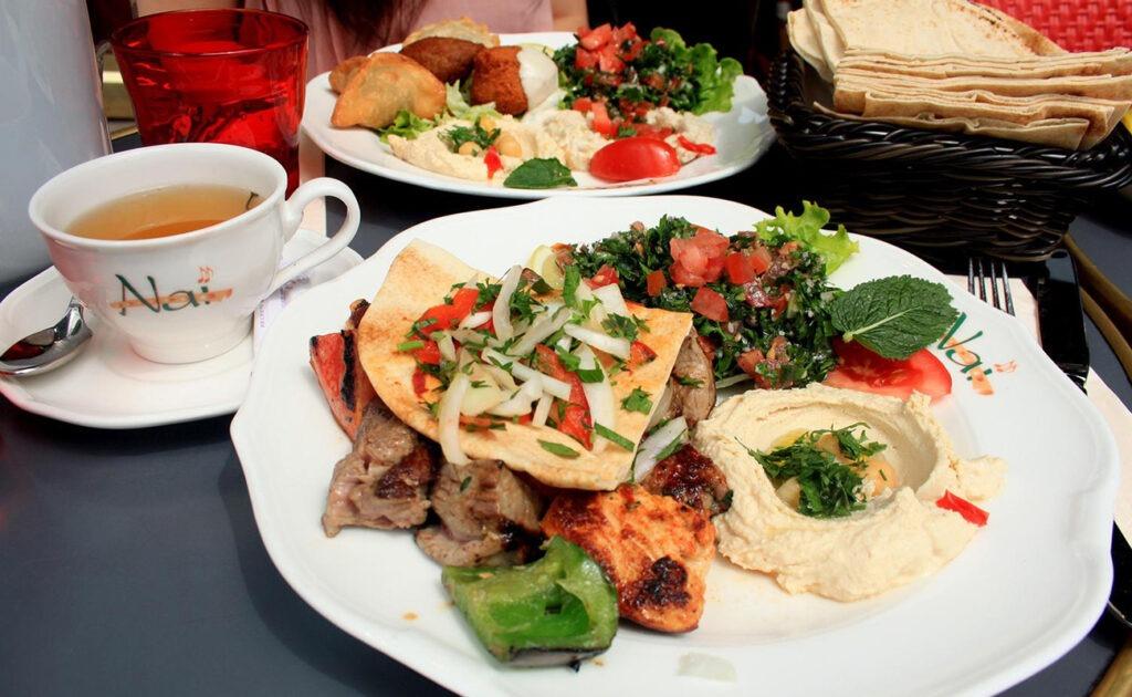 restaurants gastronomiques Halal