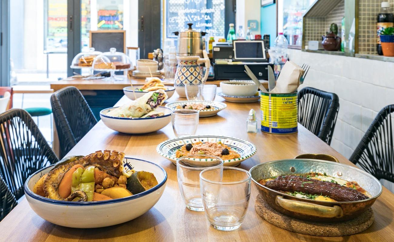 Restaurant Tounsia à Paris 75010