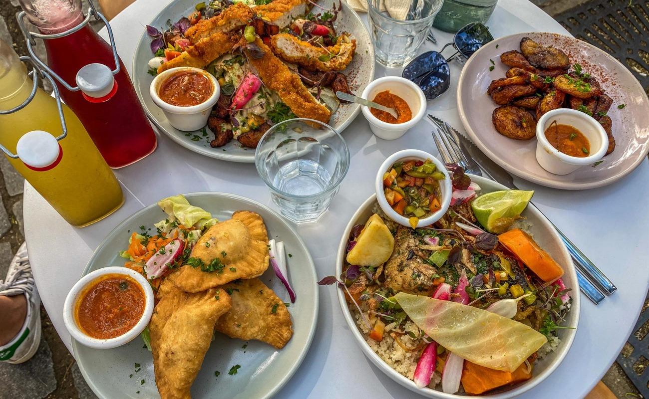 Cuisine africaine à Paris